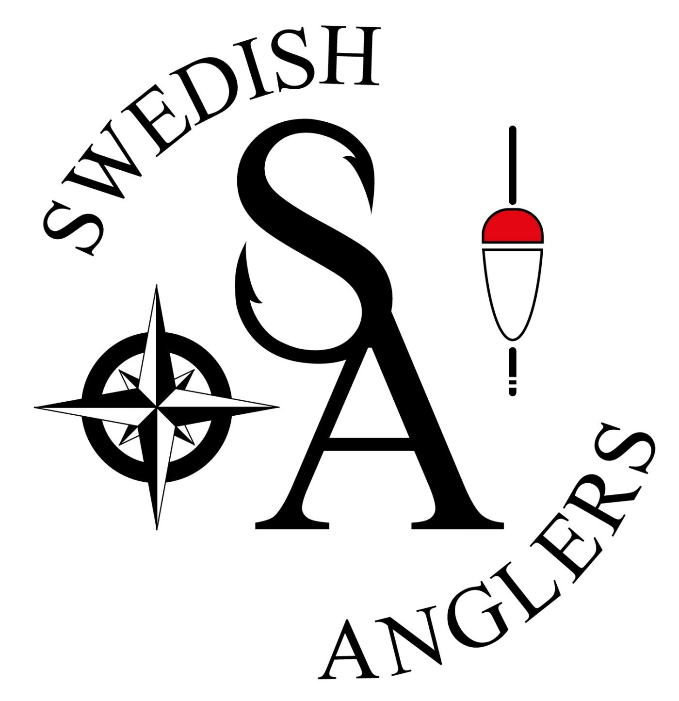 Swedish Anglers logga