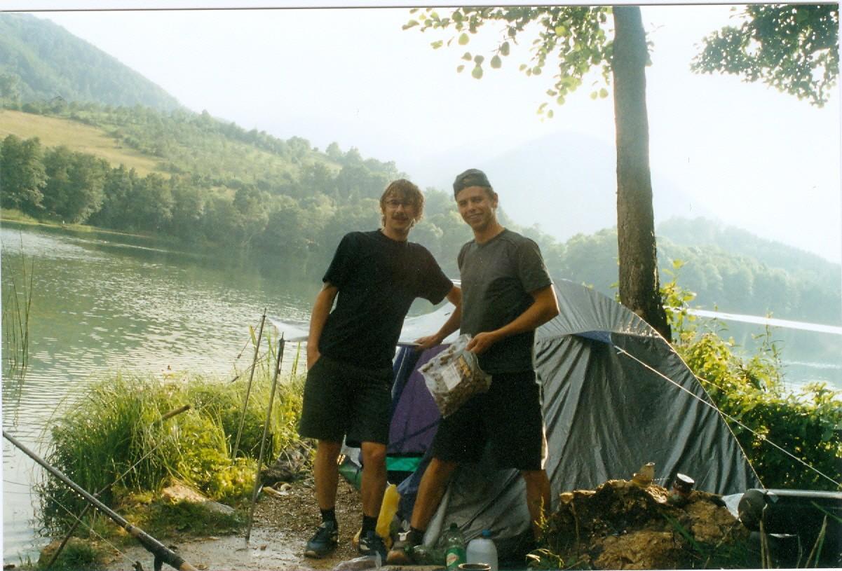 Pontus Wallin i Bosnien