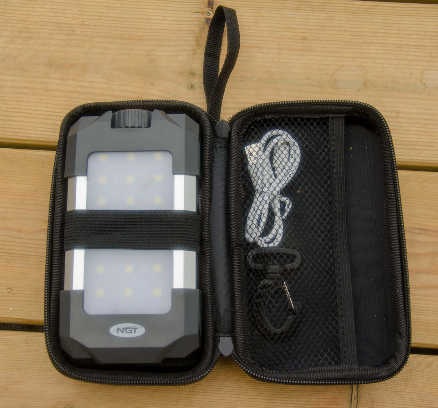 NGT Floodlight and Power Bank System
