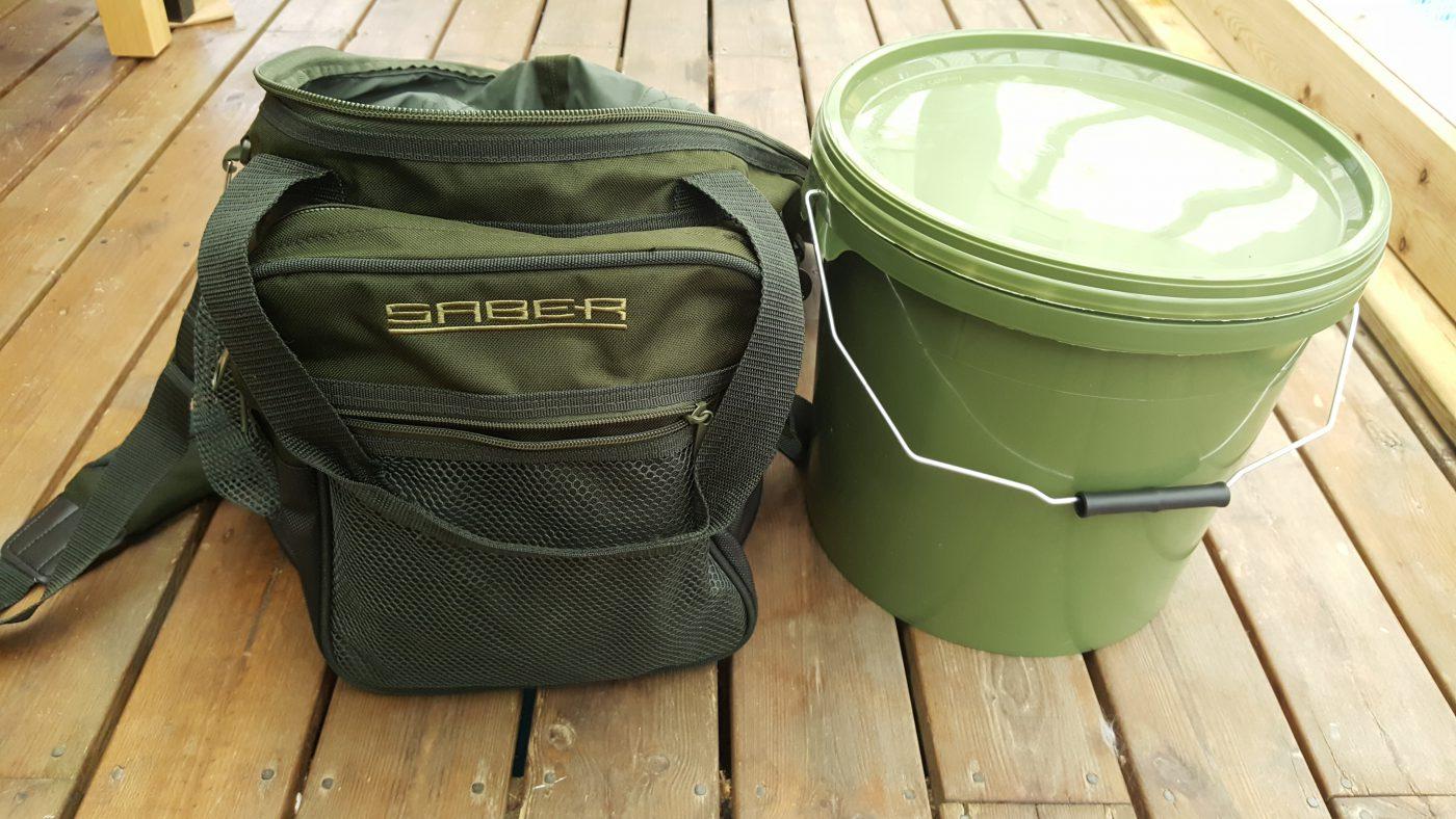 Saber Tackle Bucket Seat