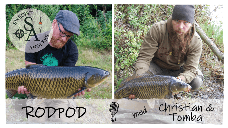 Avsnitt 2 av Swedish Anglers RodPod