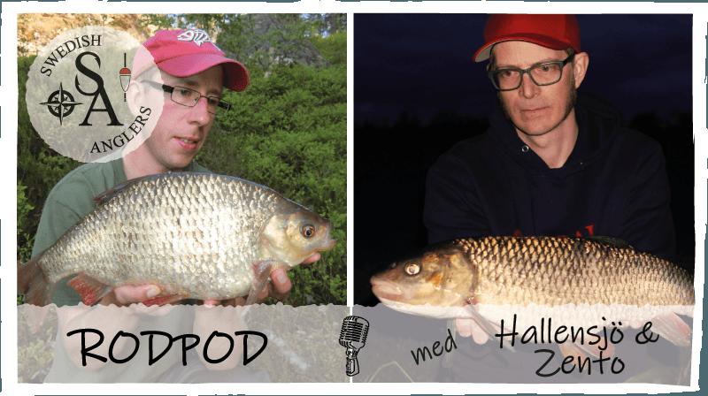Avsnitt 3 av Swedish Anglers RodPod