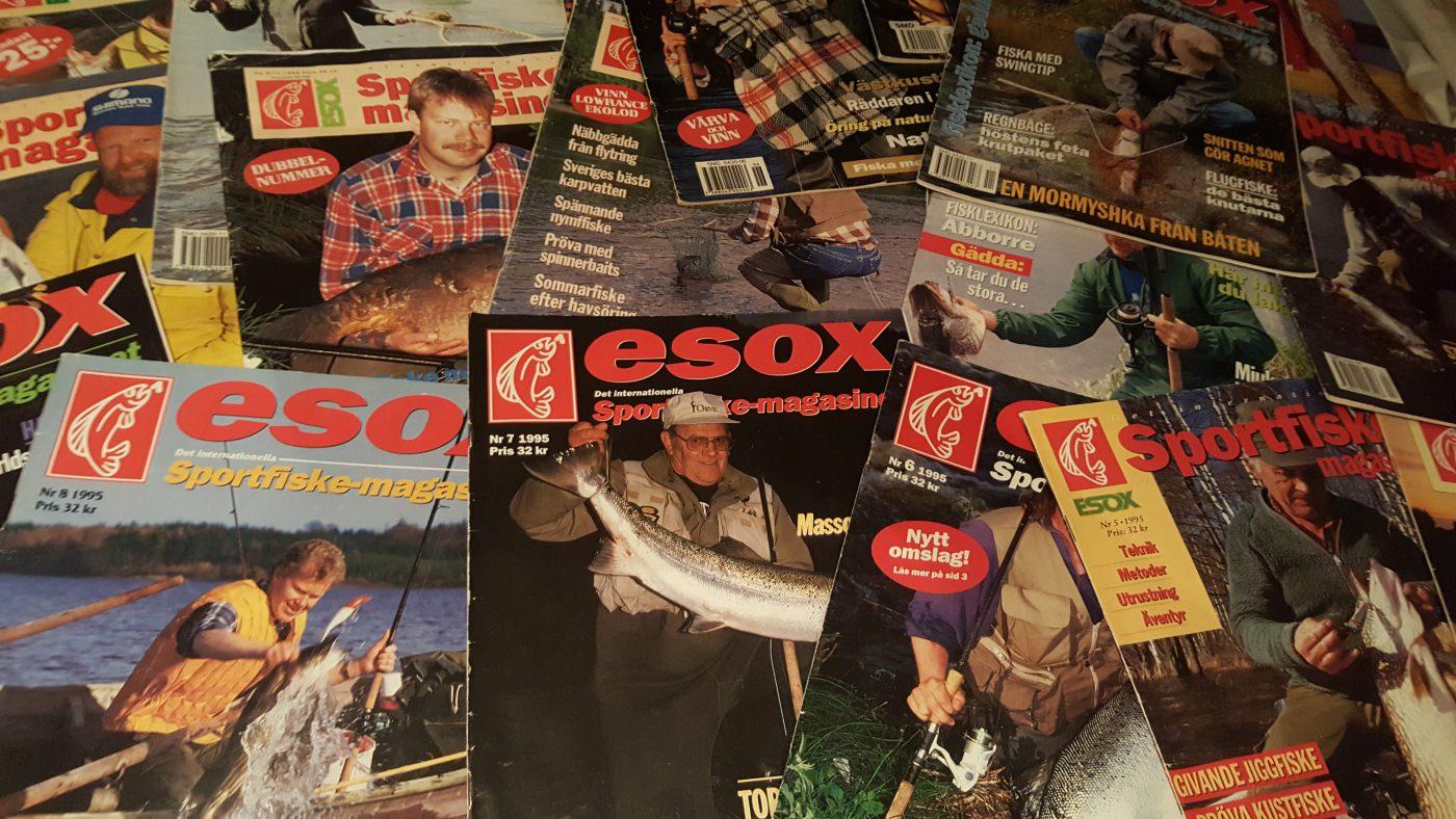 Historien om Esox