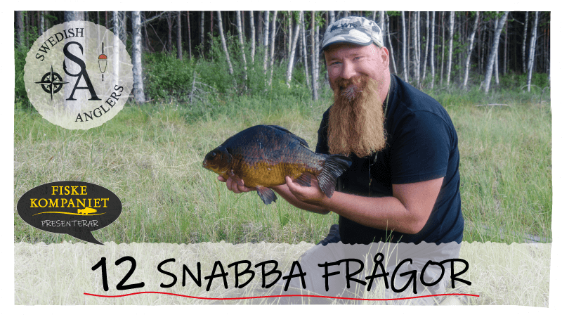 Avsnitt 14 av Swedish Anglers RodPod