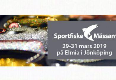 Vinnarna av fribiljetter till Sportfiskemässan