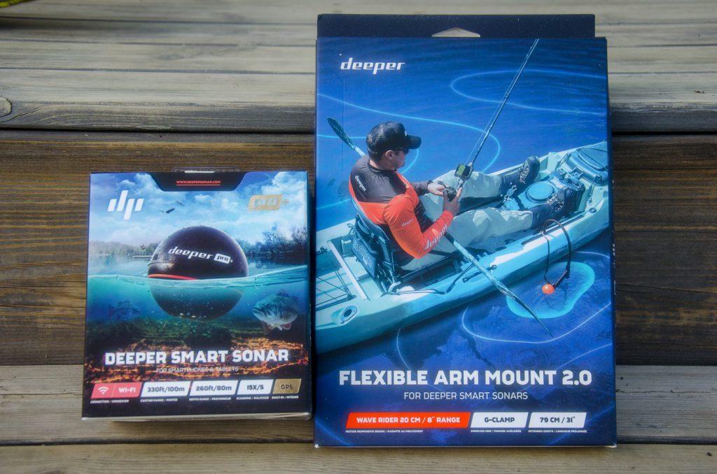 Sportfiskemässan 2019 - Deeper vinsten