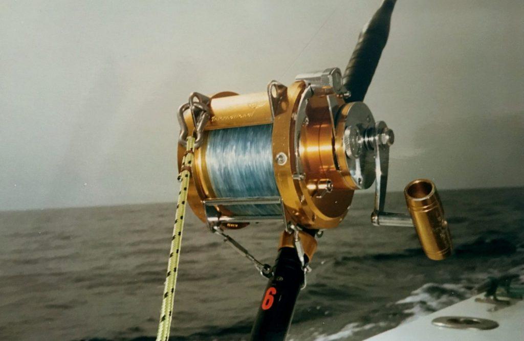 En riktigt stor rulle till marlinfisket!