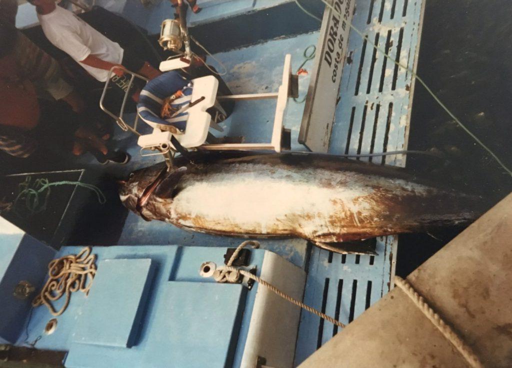 En Blue Marlin