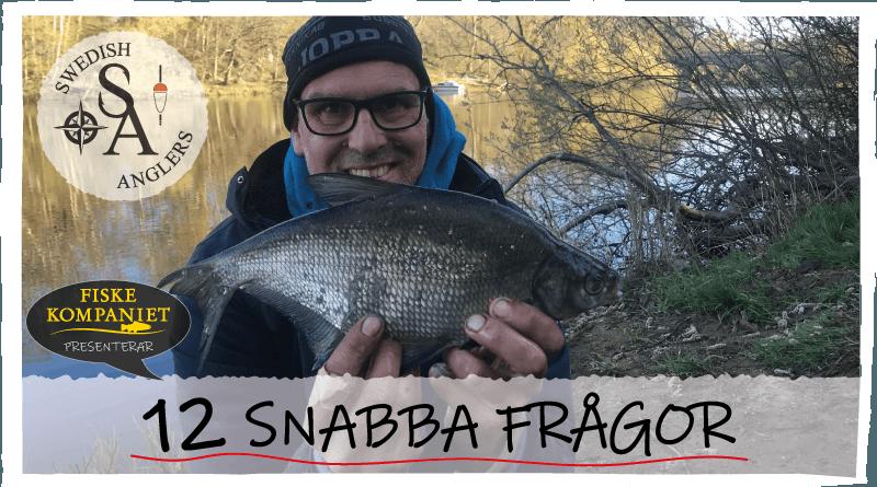 12-Snabba Frågor till: Lars Örnskov