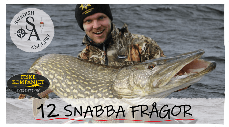 12-Snabba Frågor till: Rasmus Ljungqvist