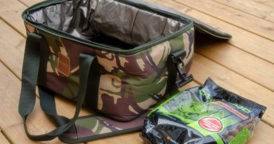 Christian Testar: Saber Tackle – Cooler Bag