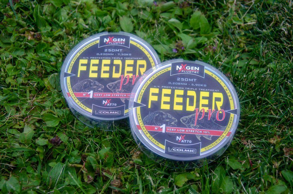 Colmic Feeder Pro linor, 0,208 och 0,230 m.m.