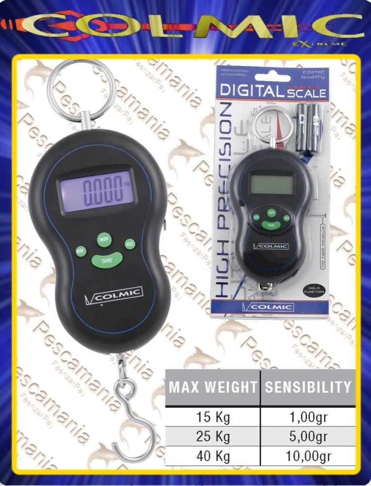 Colmic digital våg 1 gram