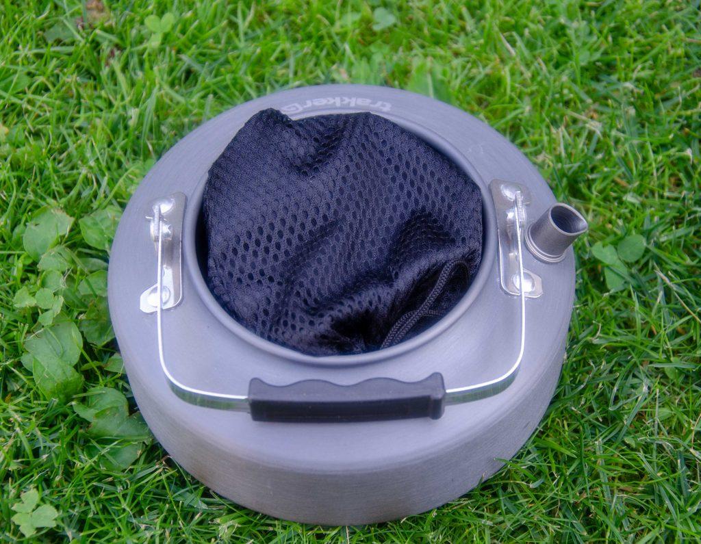 NGT - Portable Stove får plats i vattenkannan