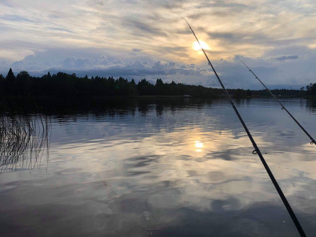 Tombas Krönika juli 2019 - Dalälven!