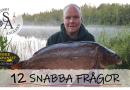 12-Snabba Frågor till: Percy Karlsson