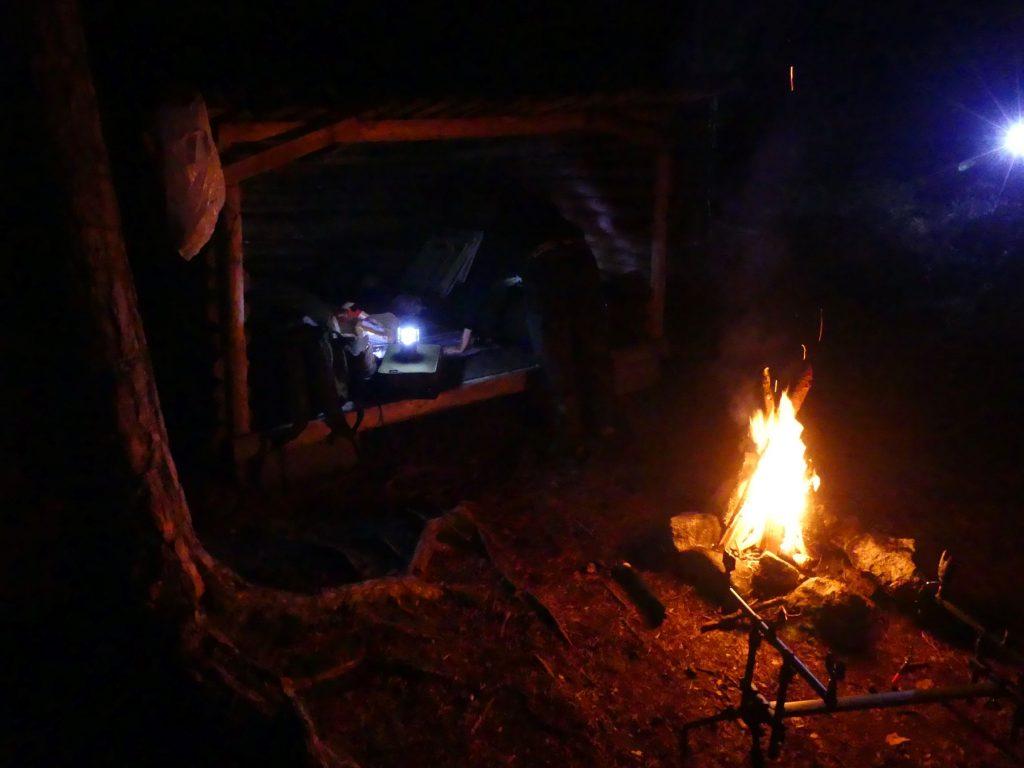 Tombas krönika Augusti 2019 - Elden brinner