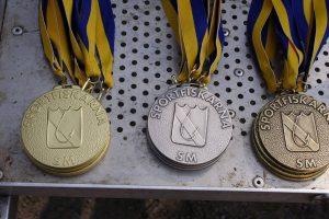 Mårtens medaljer