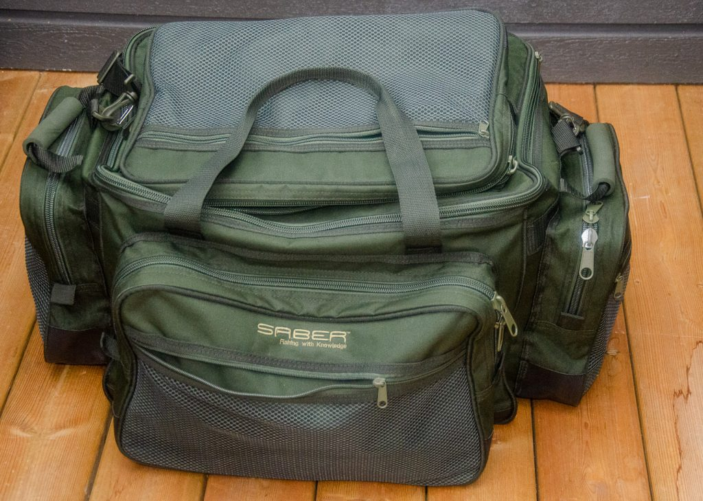 Saber Tackle - Supra Large Carryall