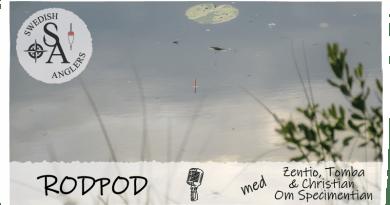 Avsnitt 12 av Swedish Anglers RodPod
