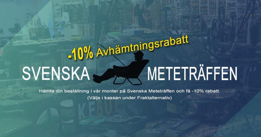 Svenska Meteträffen - mindre än en månad kvar