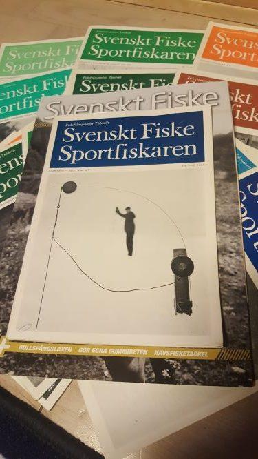 Svenskt Fiske Sportfiskaren