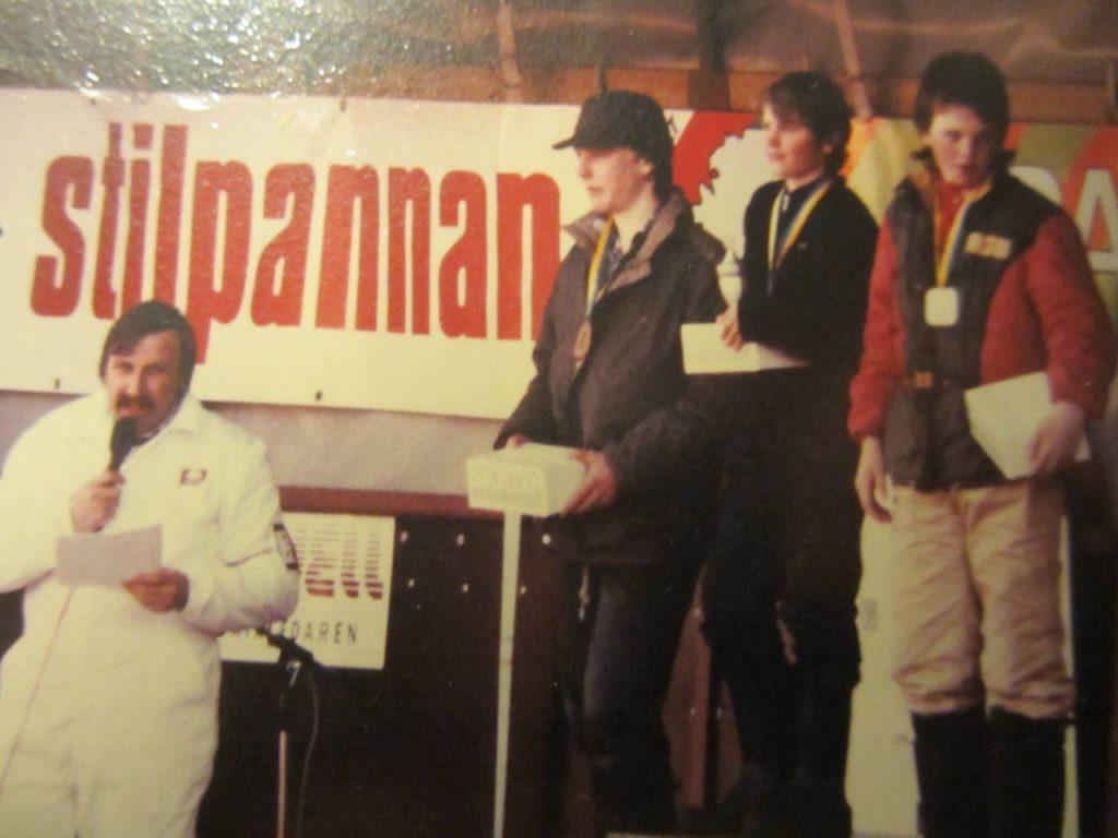Jonas på pimpel SM 1986