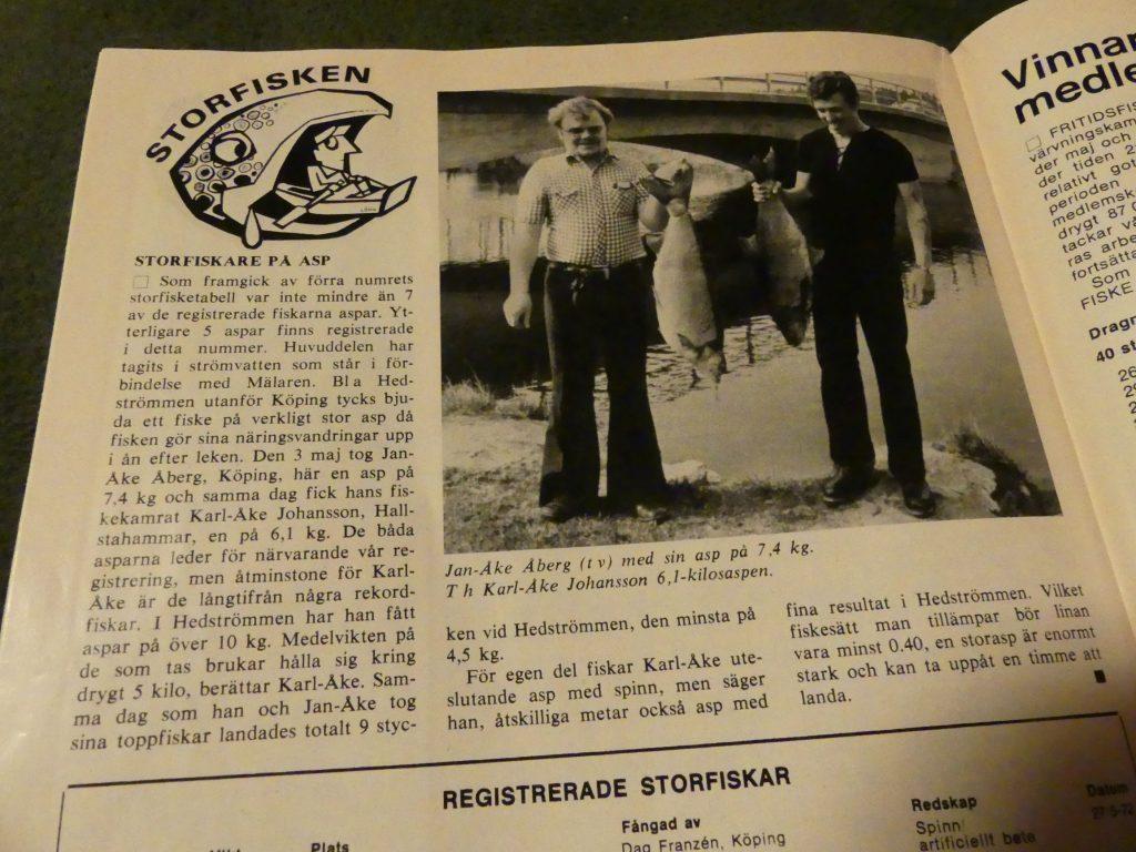 Storfisken - Svenskt Fiske