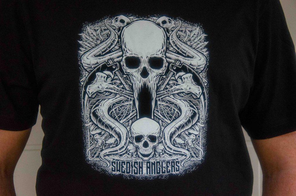 Swedish Anglers T-shirt