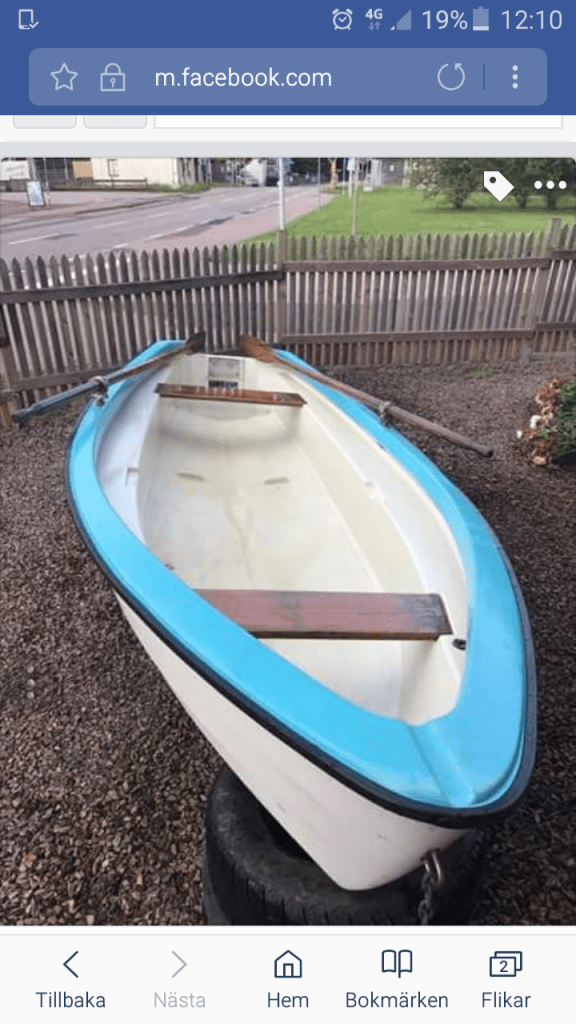Specimenbåten