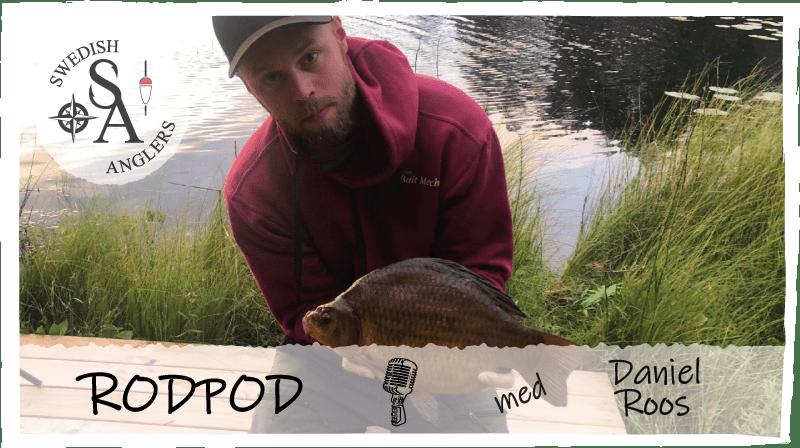 Avsnitt 15 av Swedish Anglers RodPod