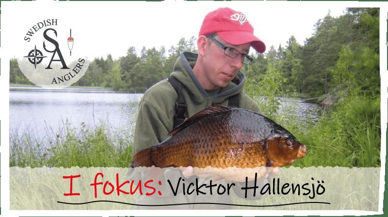 I fokus: Vicktor Hallensjö
