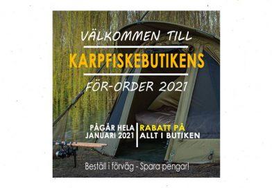 Karpfiskebutikens förorder 2021