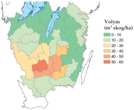 problemen i Östersjön har de med Stormen Gudrun att göra?