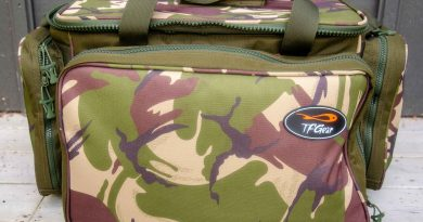Christian Testar: TF Gear – Survivor Food Bag