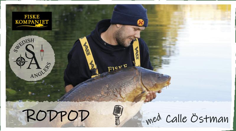 Avsnitt 26 av Swedish Anglers RodPod