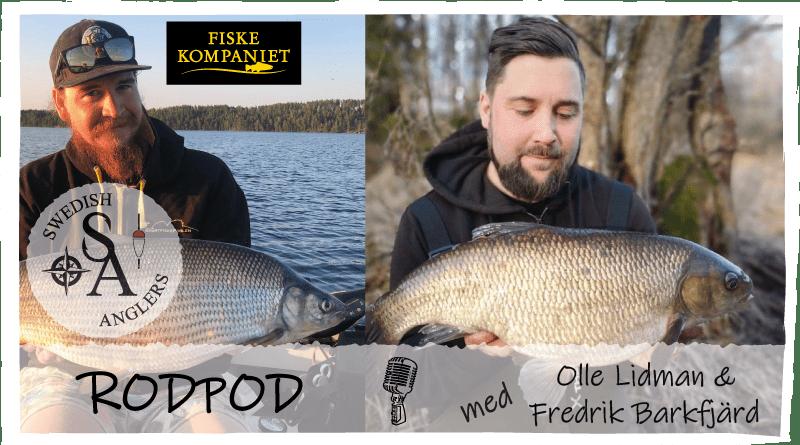 Avsnitt 27 av Swedish Anglers RodPod